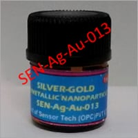 Silver Gold Bimetallic Nanoparticles
