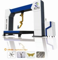 3D Laser Cutting Machine