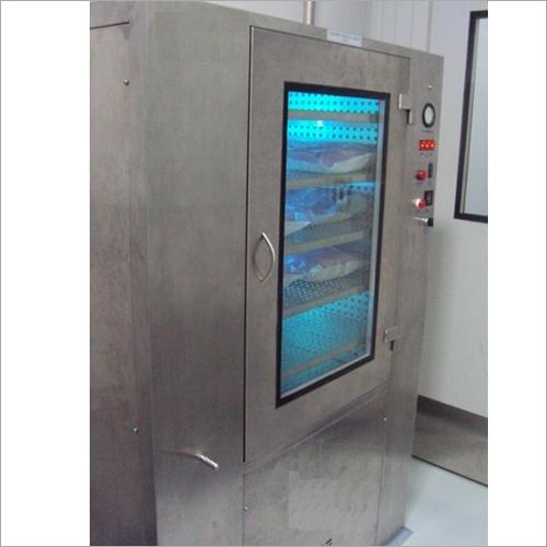 Lab Garment Storage Cabinet