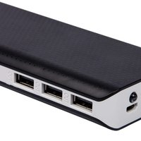 10000 Mah Lithium -ion  3 out put  PB10 power bank