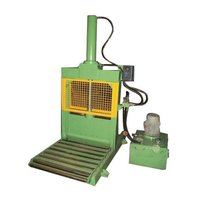Rubber Cutter Bale Machine