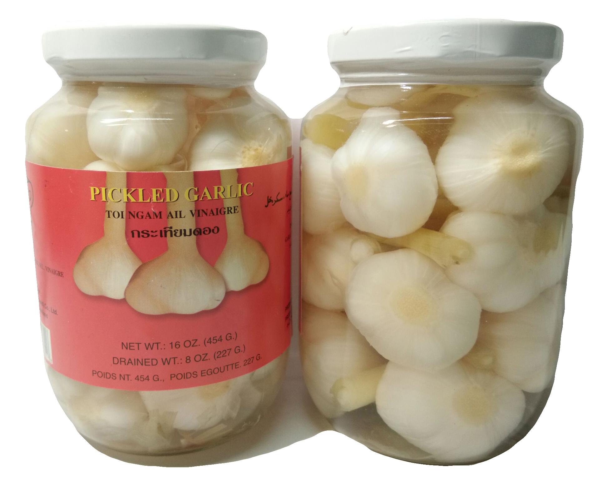 Pickled Garlic (DEVPRO)