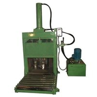 Hydraulic Press Rubber Bale Cutter