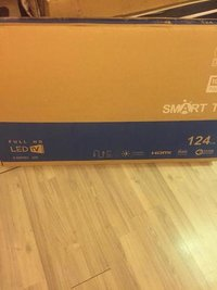 50 INCH SMART LED TV WITH VOICE REMOTE