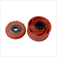 Red Colour V4 SS Impeller