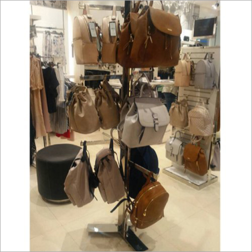 Ladies Bag Display Stand