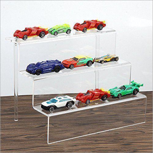 Toy Car Display Rack