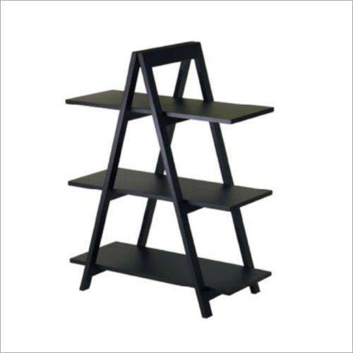 Shoe Wooden Display Rack