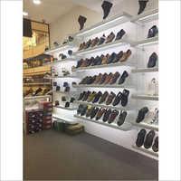 Footwear Display Rack