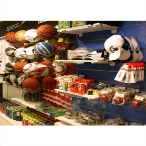 Sports Showroom Display Fixture