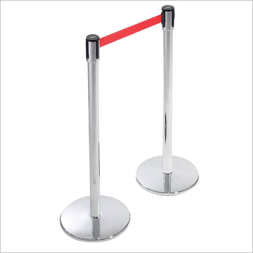 Stainless Steel Crowd Queue Control
