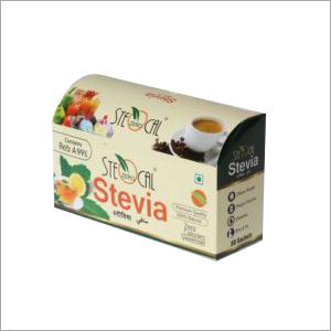 Steocal stevia extract 50 sachets box