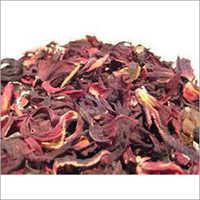 Hibiscus dry petals