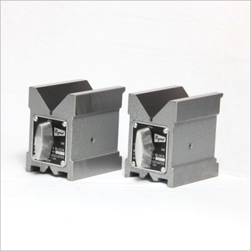 Series AA - 180 Magnetic  V  Blocks