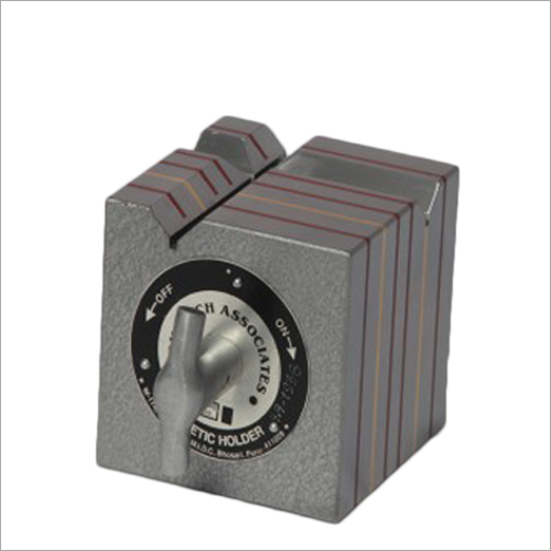 Series AA - 193 Magnetic V Blocks With Two Vee