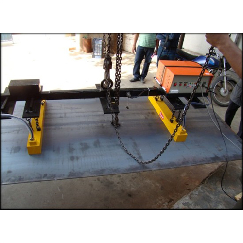 Industrial Electroperm Magnetic Lifter