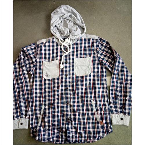 Boys 1743 Pcs Kids Hooded Shirt