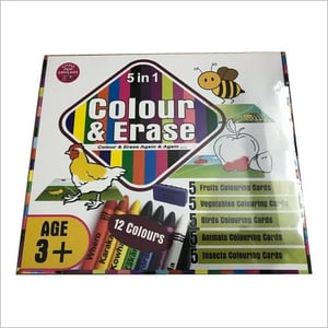 5 in 1 Colour And Erase