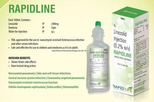 Linezoid Injection (0.2% w/v)