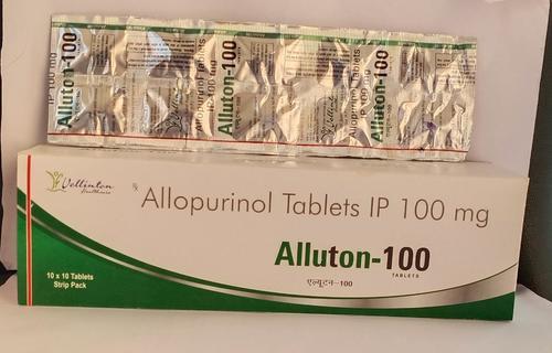 Alopurinol tab