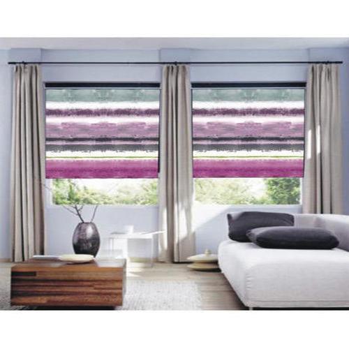 Translucent Printed Window Roller Blinds