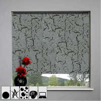 Blackout Printed Window Roller Blinds