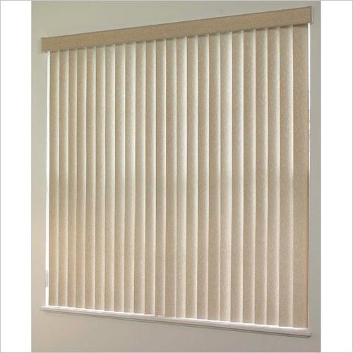 Vinyl Vertical Window Blind