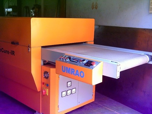Infra Red Curing Machine