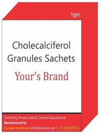 Cholecalciferol Granules Sachets