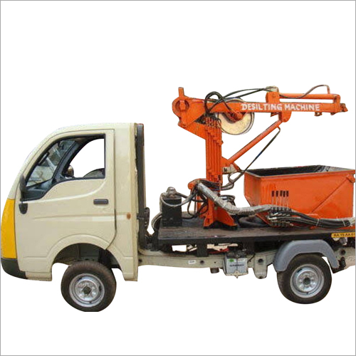 Portable Desilting Machine