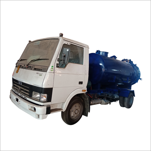 6000 Ltr Hydraulic Sewer Cum Jetting Machine