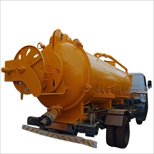 5000 Ltr Sewer Cleaning Machine