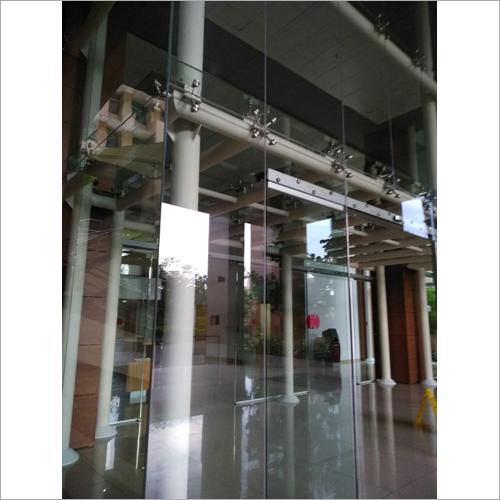 Transparent Glass Glazing