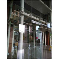 Transparent Glass Glazing