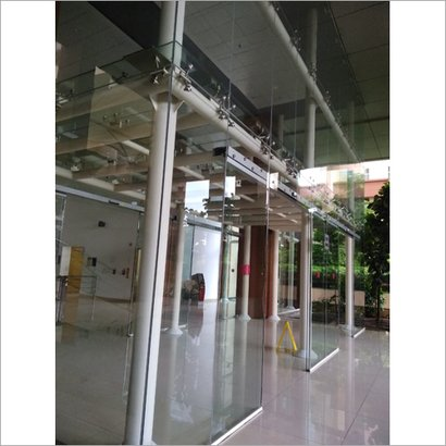 Structural Spider Glazing Size: As Per Requirement