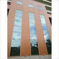 Glass Wall Cladding