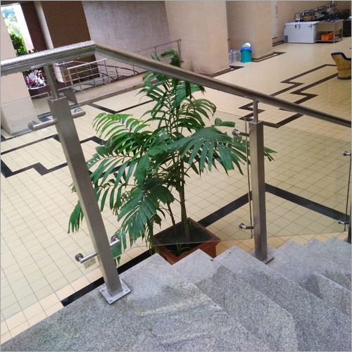 Transparent Glass Railing