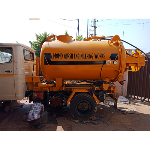 3000 Ltr Sewer Cum Jetting Machine
