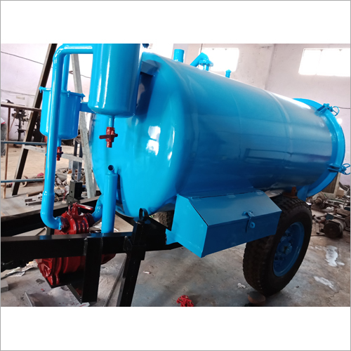 Tractor Mounted Sewer Suction Machine