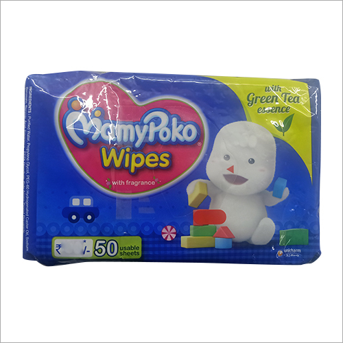 Mamy Poko Soft Baby Wipes