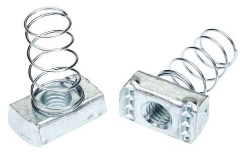 Aluminium End Clamps