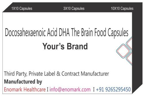 Docosahexaenoic Acid DHA the Brain Food