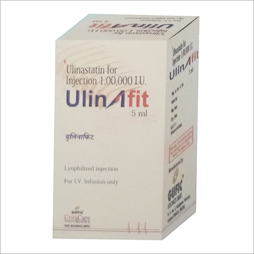 Ulinastatin For Injection