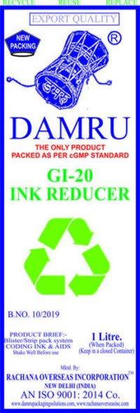 Damru Ink Reducer