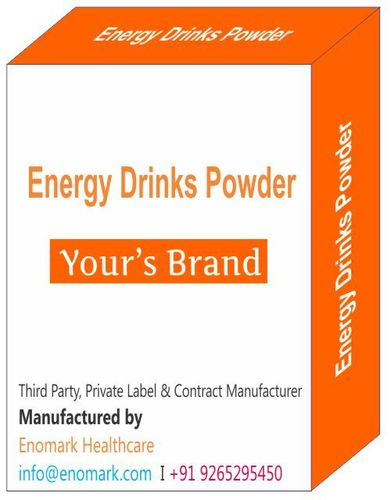 Energy Drinks Powder