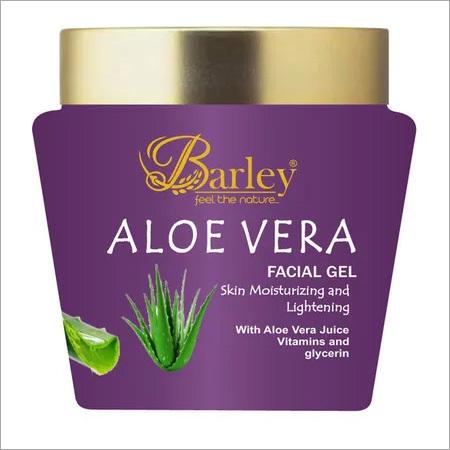 Aloe Vera Facial Gel