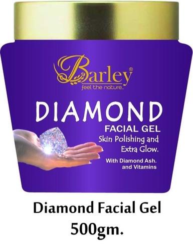 Diamond Facial Gel
