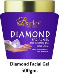 Diamond Facial Gel