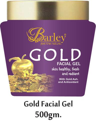 Gold Facial Gel