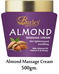 Barley Almond Facial Cream